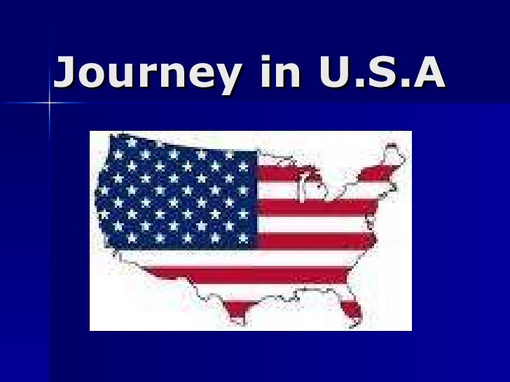 Journey in U.S.A