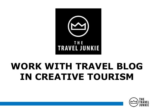 work in tourism: