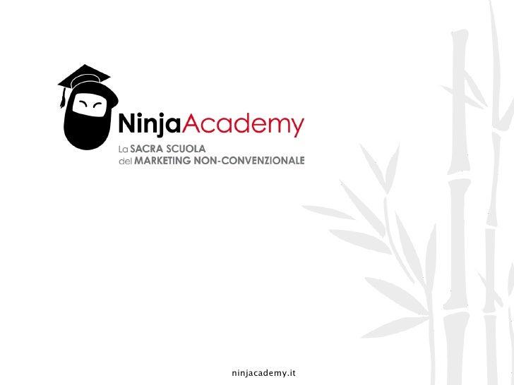 Travelblog @ Ninja Academy