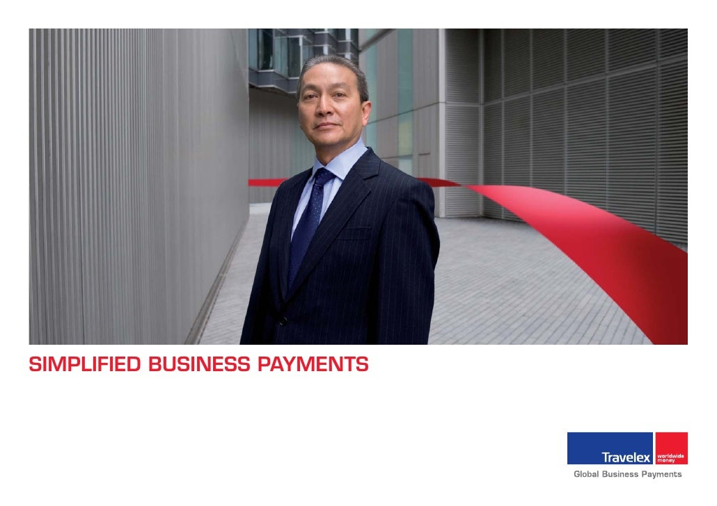 Travelex Global Business Payments Brochure