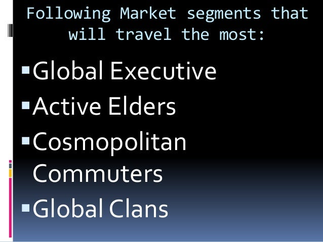 future trends of tourism and hospitality