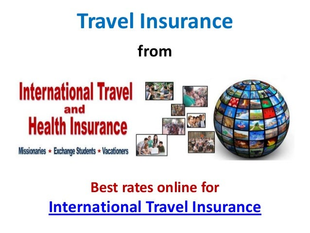 Travel Insurance Best Rates Online