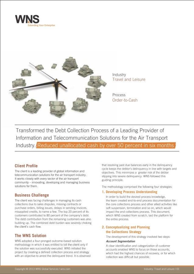 WNS Case Study:Transforming Travelocity's Offline Revenue Channel