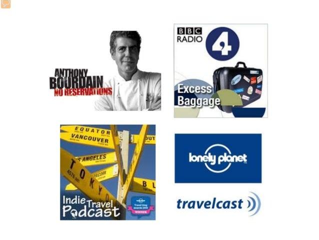 Travel podcasts by Jenn Martin