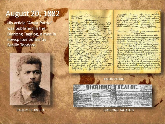 jose rizal 9 essay Free essay: jose rizal the movie tells the life story of jose rizal, the national hero of the philippines it covers his life from his childhood to his.