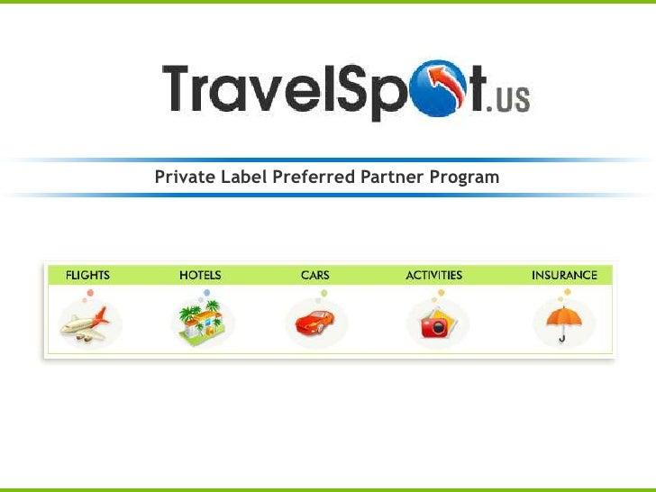 Private Label Preferred Partner Program<br />