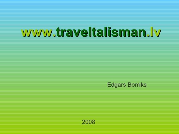 TravelTalisman.Lv