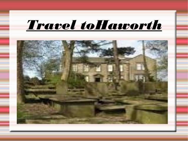 Travel toHaworth