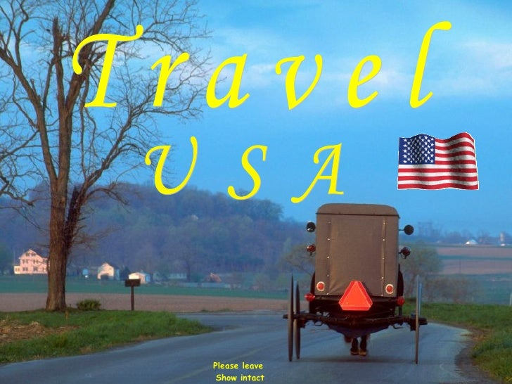 Travel U S A