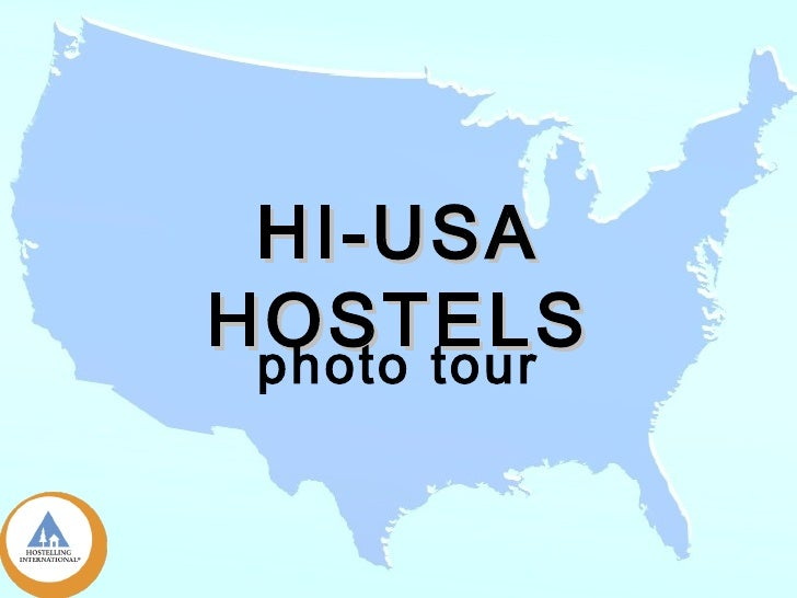 HI-USA HOSTELS photo tour
