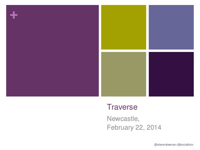 Traverse 2014 - keeping it legal