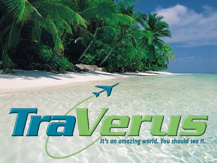 TraVerus Opportunity Presentation