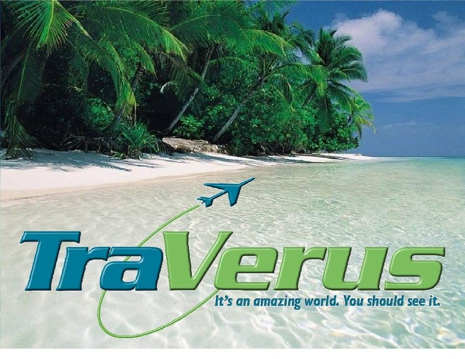 Traverus Travel - Travel CTA Business