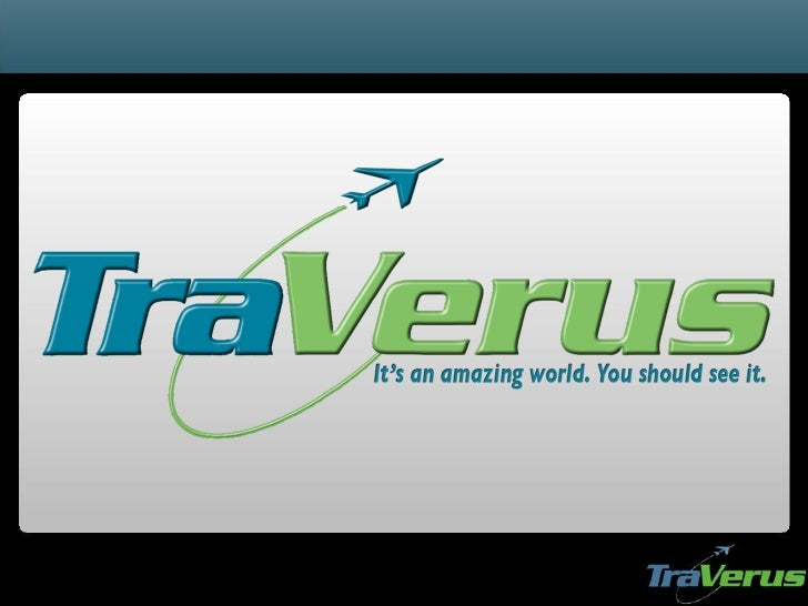 Traverus Business Presentation