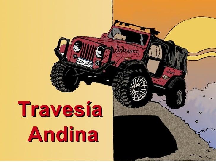Travesía  Andina