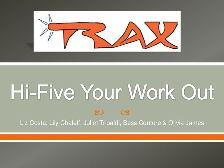Trax Presentation FINAL