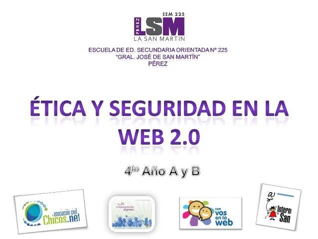 TD - EEM 225 - Ética y Seguridad en la web 2-0