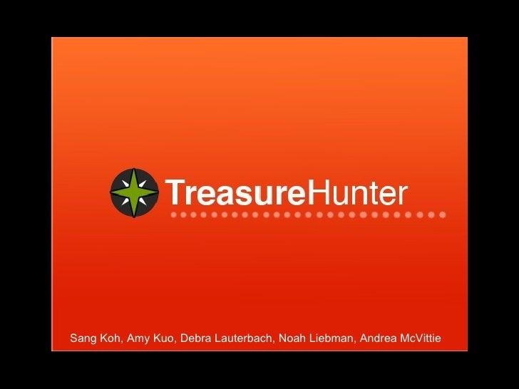 Treasure Hunter Final Presentation