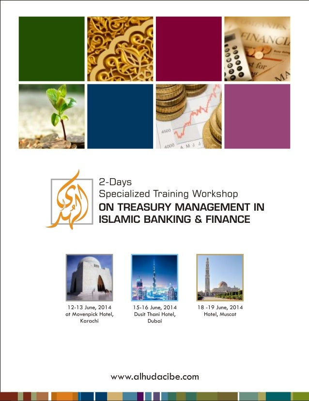2 Days Specialized Workshop on Treasury Management Training in Islamic Banking & Finance