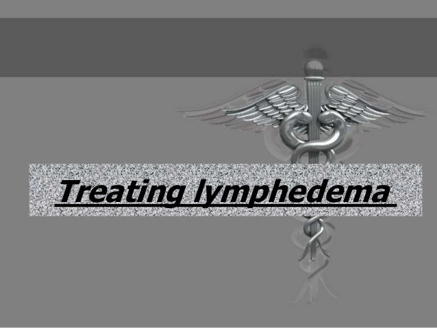 Treating lymphedema
