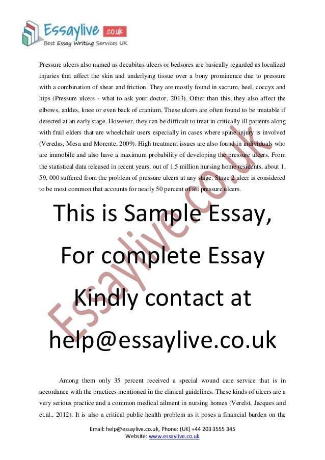 Disadvantages of essay writing