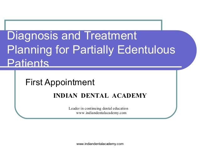 Treatment planning  /fixed orthodontics courses