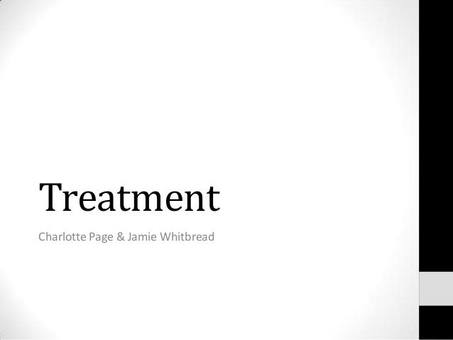 TreatmentCharlotte Page & Jamie Whitbread