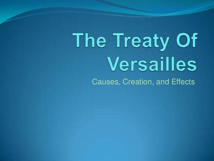 Treaty of versailles edu 290