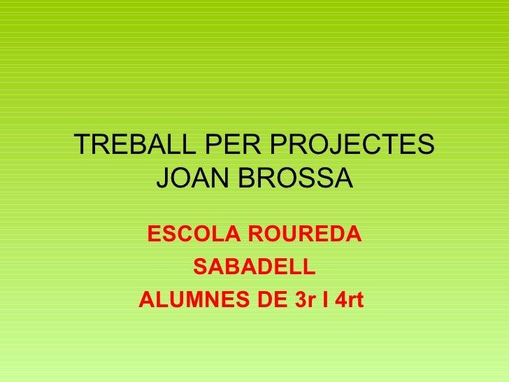 Joan Brossa per a nens