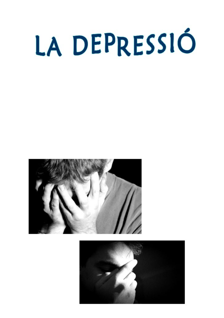 Treball depresió