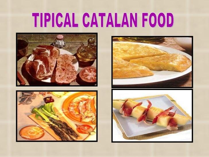 TIPICAL CATALAN FOOD