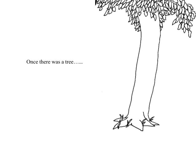 what the giving tree gave me A discussion of shel silverstein's the giving tree january 27, 2011 in the way of the tree - to give their kids a good life that's a very white, middle class statement of me and i apologize and the middle class is definitely shrinking.