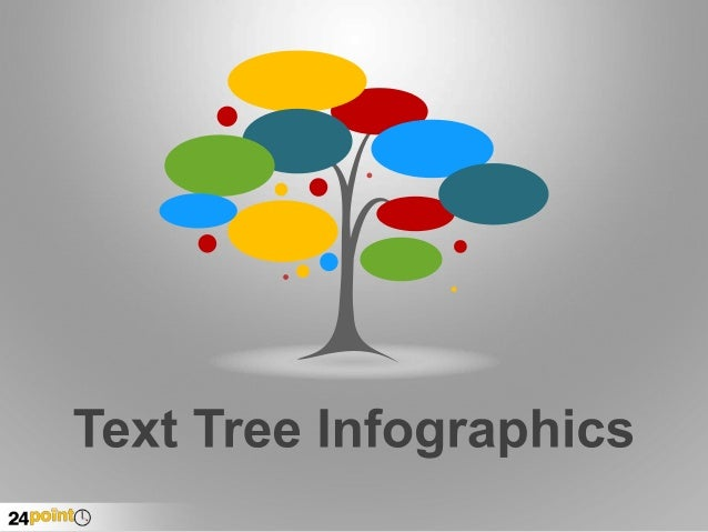 Text Tree Infographics Lorem ipsum Lorem ipsum Lorem ipsum Lorem ipsum Lorem ipsum Lorem ipsum Lorem ipsum