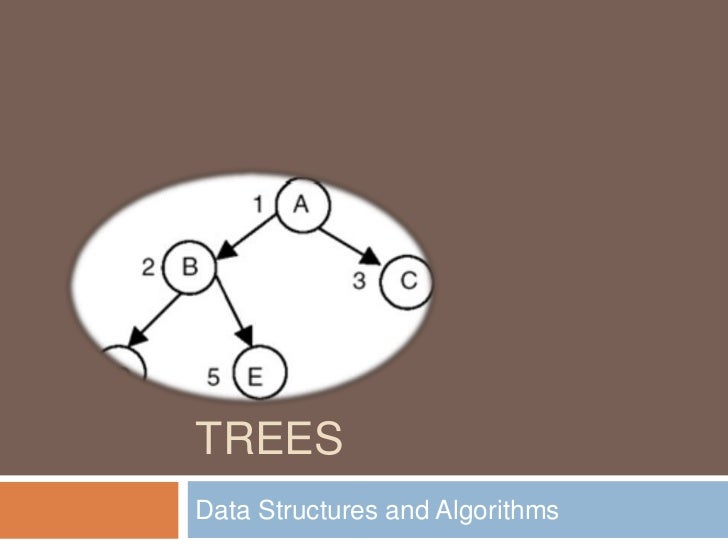 Trees<br />Data Structures and Algorithms<br />