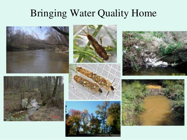 Bringing Water Quality Home