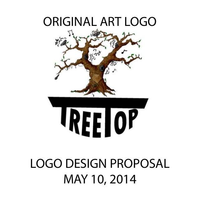 Treetop Logo Re-design Proposal