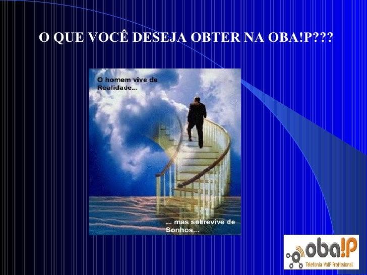 Treinamento OBA!P - Recrutamento com Sucesso - Com o líder Emerson Cesarino
