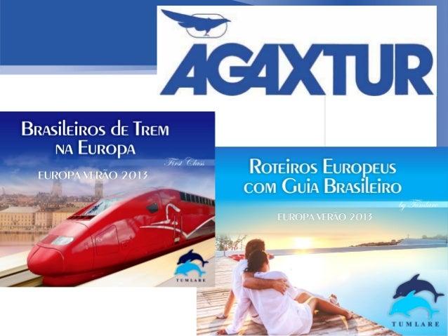 Treinamento agaxtur 2013 20 min versão 2.1