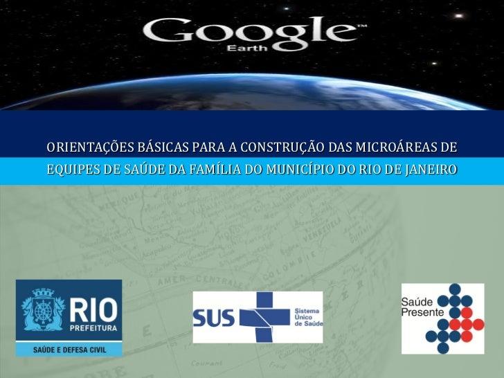 Treinamento google earth   microareas