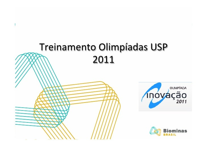 Treinamento Olimpíadas USP           2011