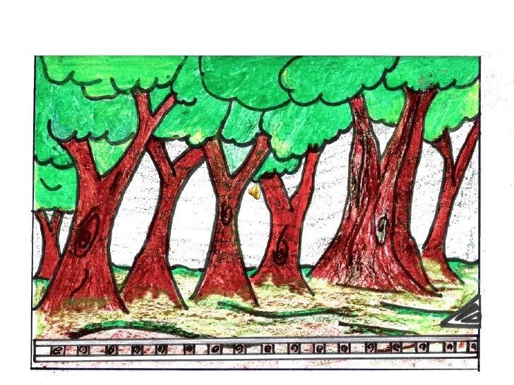 Desenho de animação (Trem)