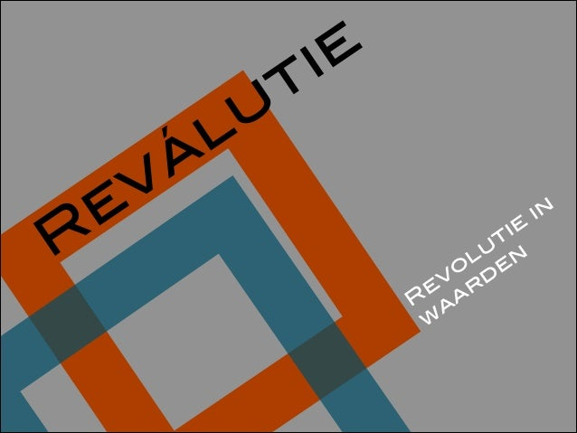 Trendboek 2014: RevÁlutie