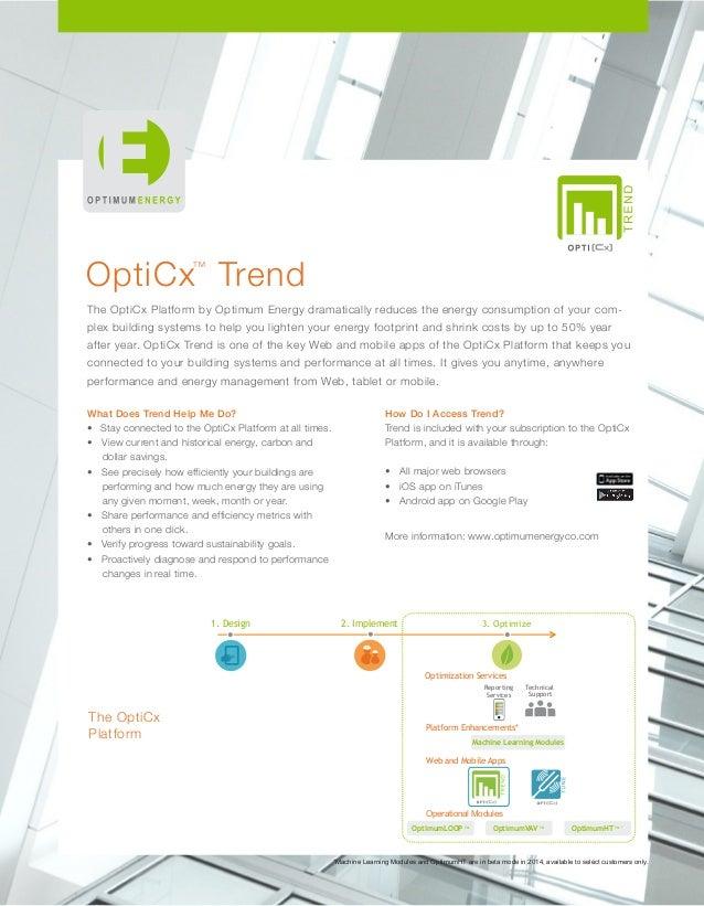 OptiCx Trend