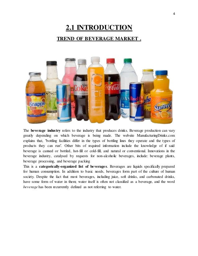the soft drink industry essay The report provides a keen insight of soft drink industry in india by analyzing various market segments and retail  if this essay isn't quite what you're.