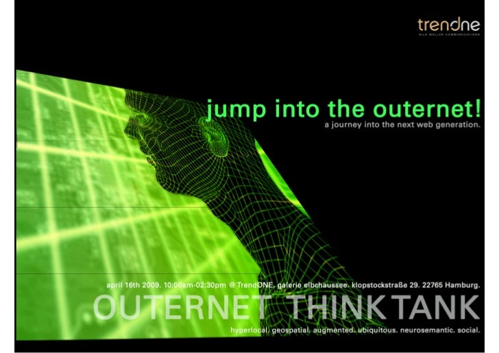 Jump into the Outernet!