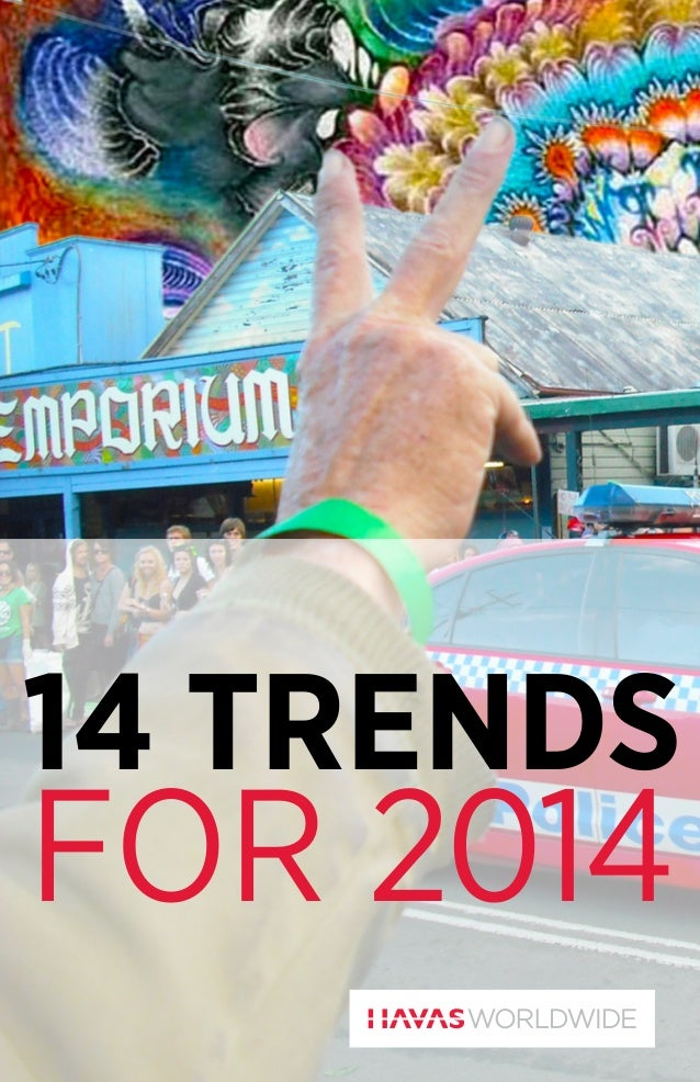 Havas Worldwide Trendbook 2014