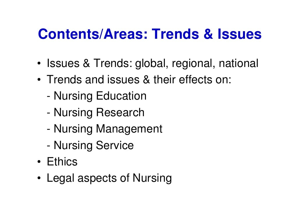 employment trends in nursing essay What is the impact to the nursing trends and issues dqs essay management education war business novel marketing economics health psychology employment.