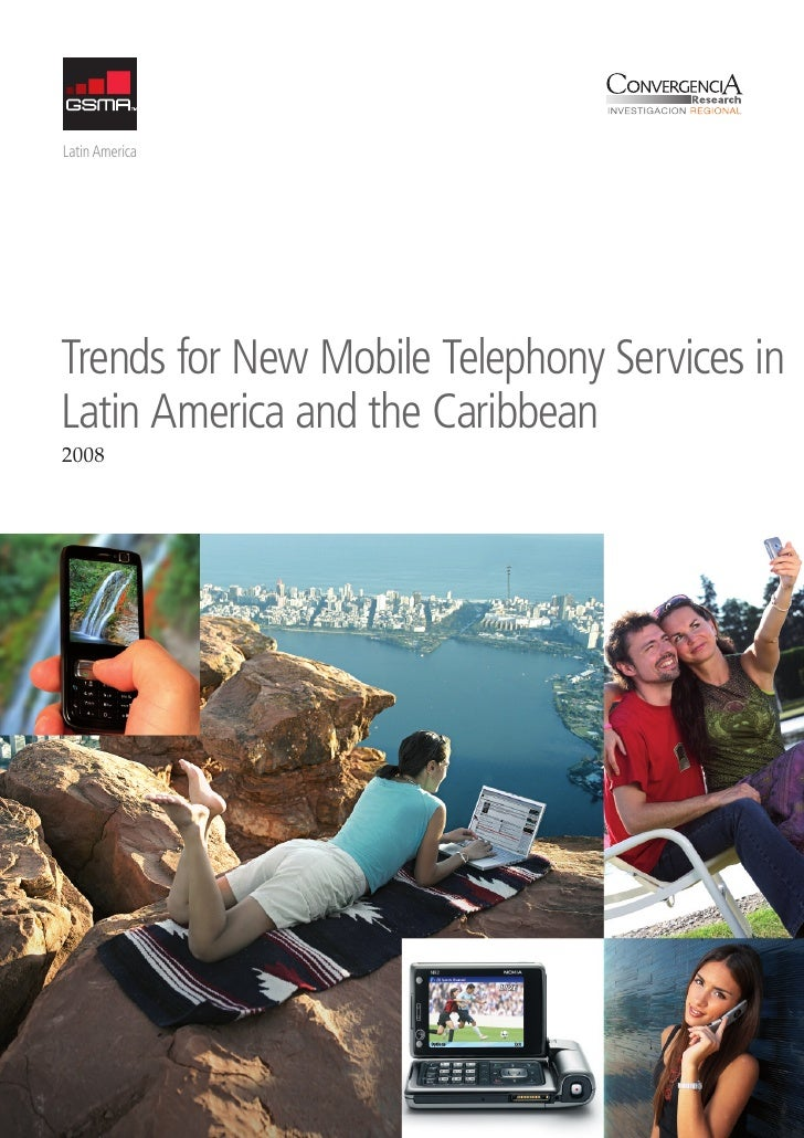 Trends for New Mobile Telephony Services in Latin America and the Caribbean