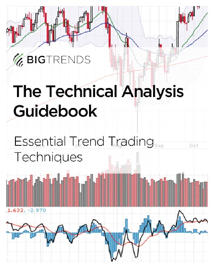 The Technical Analysis Guidebook