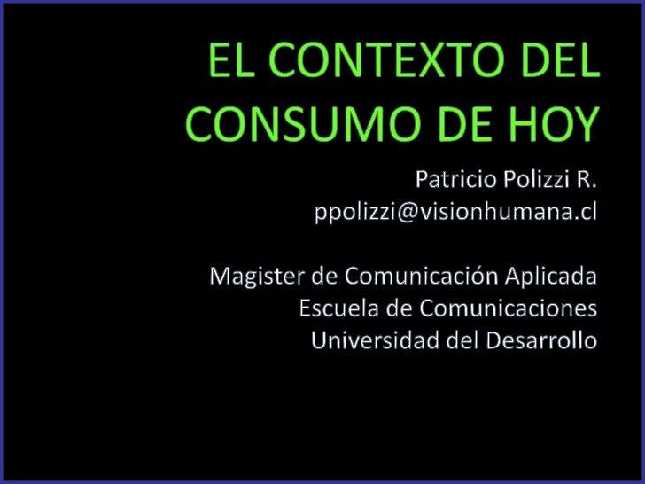 Tend Watching 1 Patricio Polizzi